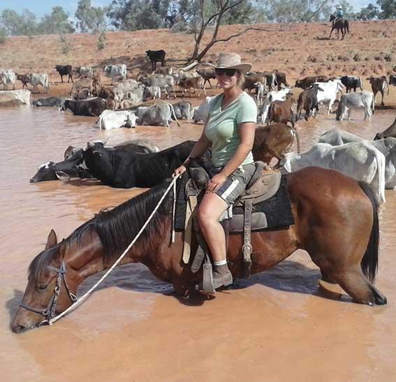 Cowboy Job in Australien
