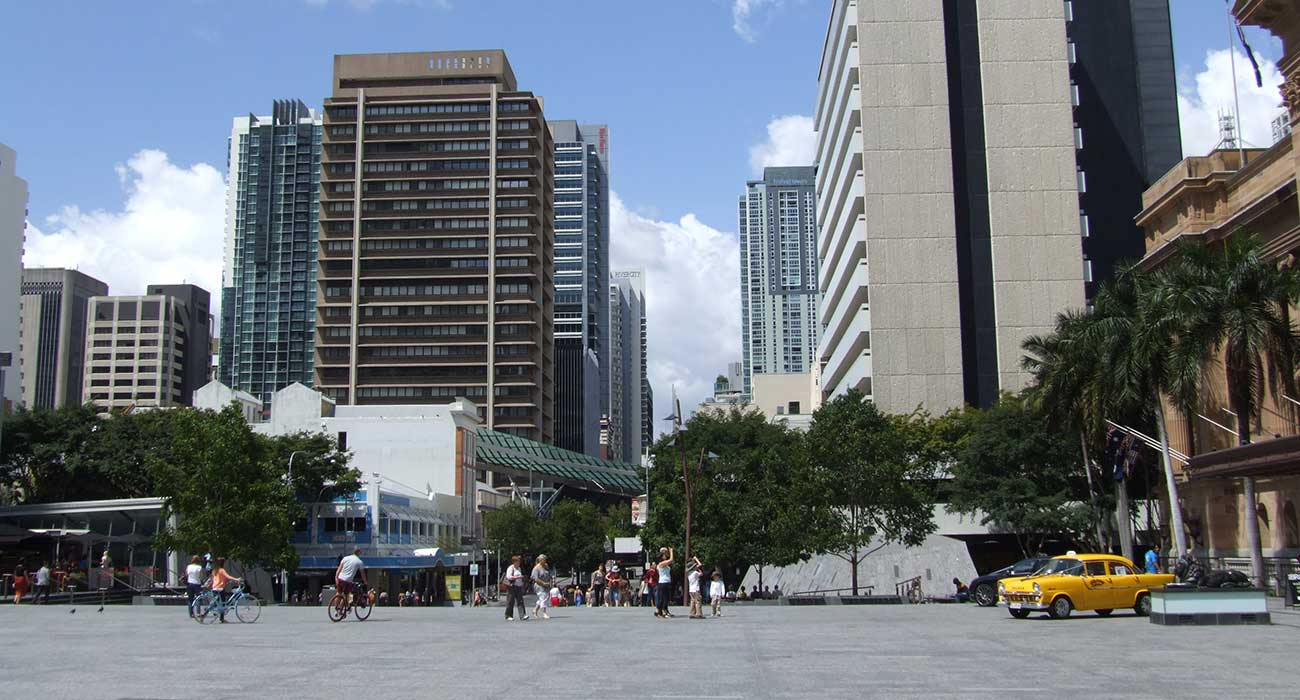 City of Brisbane